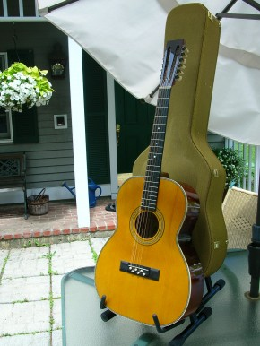1905 Hauver - Holzapfel Jumbo Size 12 String (2006 Reissue)