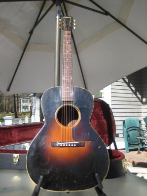 1933 Gibson  L-00