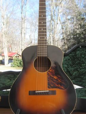1935 Gibson Kalamazoo KG-11