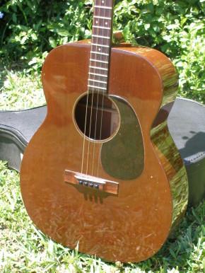 Martin 0-17T Tenor Guitar
