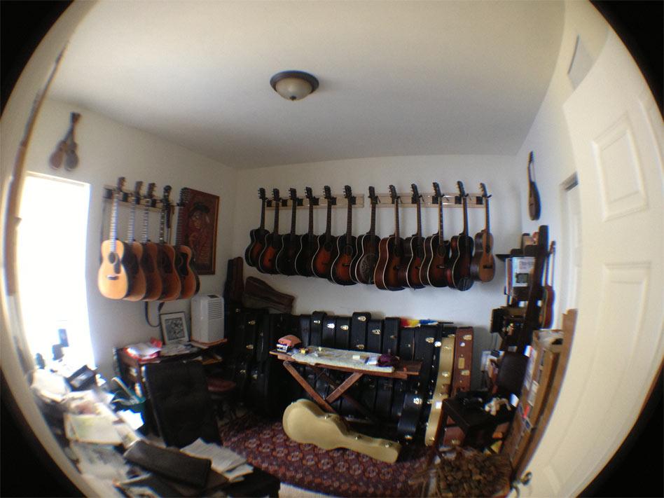 Guitar inventory