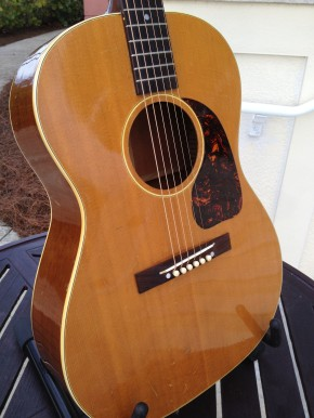 1949 Gibson LG-3 Acoustic 10