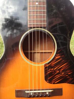 1939 Gibson HG-00 Conversion 18