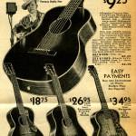 Gibson Recording King 681 Model 20
