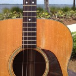 1945 Martin Tenor Guitar 0-18T 06