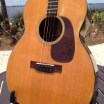 1945 Martin Tenor Guitar 0-18T 07