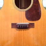 1945 Martin Tenor Guitar 0-18T 08