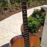 1945 Martin Tenor Guitar 0-18T 10