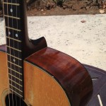 1945 Martin Tenor Guitar 0-18T 12